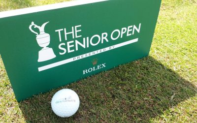 Cornwall Golf – Ian Veale at The Senior Open